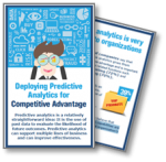 Deploying Predictive Analytics for Competitive Advantage