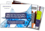 KPIs vs. KPPs - How KPPs can help you improve your business