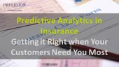 Webinar: Predictive Analytics in Insurance