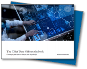 The Chief Data Officer playbook