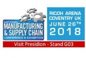Manufacturing & Supply Chain Conference and Exhibition (UK)