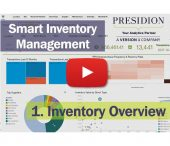 Smart Inventory Management Overview - 1. Stock Overview