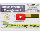 Smart Inventory Management Overview - 2. Data Quality